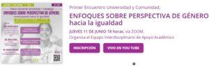 """""""Enfoque sobre Perspectivas de Género"""" en la UTN de Bahía Blanca"""